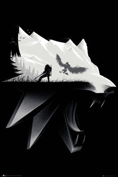 The Witcher - Open World Poster