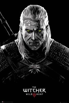 The Witcher - Toxicity Poisoning Poster