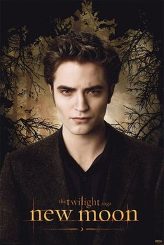 TWILIGHT NEW MOON - edward trees Poster