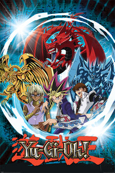 Yu-Gi-Oh! - Unlimited Future Poster