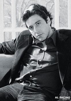 Al Pacino - London 1974 - плакат (poster)
