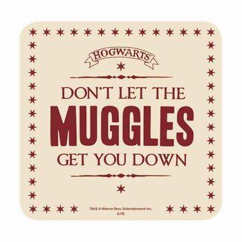 Harry Potter - Muggles alátét