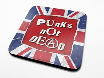 Punk's Not Dead alátét