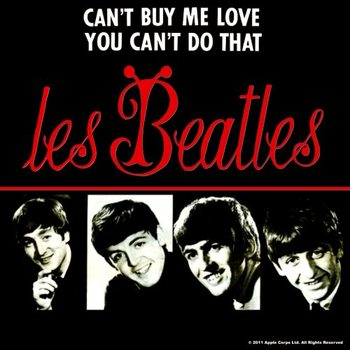 The Beatles – Les Beatles alátét