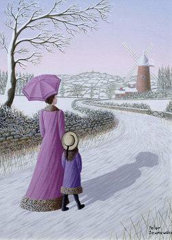 Almost Home, 1996 Festmény reprodukció