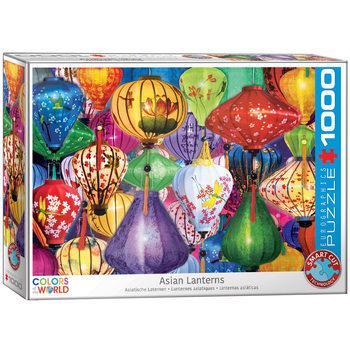 Puzzle Asian Lanterns