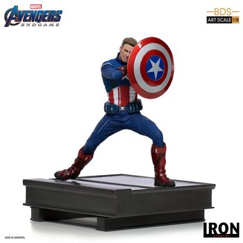 Figurine Avengers: Endgame - Captain America (2023)