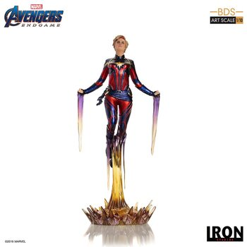 Figurine Avengers: Endgame - Captain Marvel (2012)