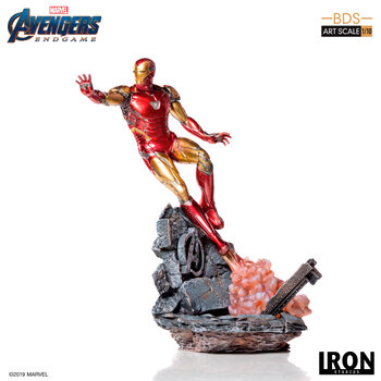 Figurine Avengers: Endgame - Iron Man Mark LXXXV