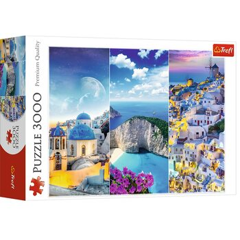Puzzle Greek Holidays