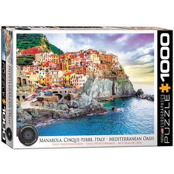 Puzzle Manarola Cinque Terre Italy