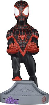 Figurine Marvel - Spiderman Miles Morales (Cable Guy)