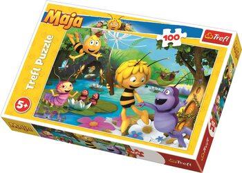 Puzzle Maya the Bee