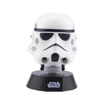 Figurină fosforescente Star Wars - Stormtrooper