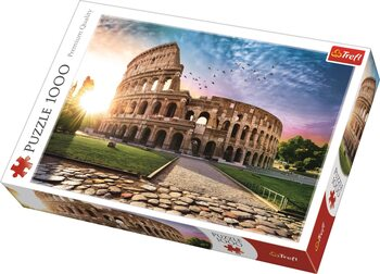Puzzle Sun-drenched Colosseum