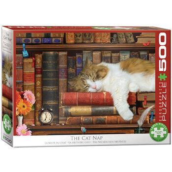 Puzzle The Cat Nap