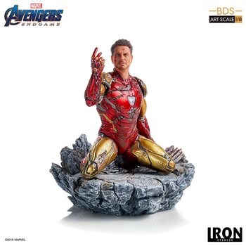 Statuetta Avengers: Endgame - I am Iron Man