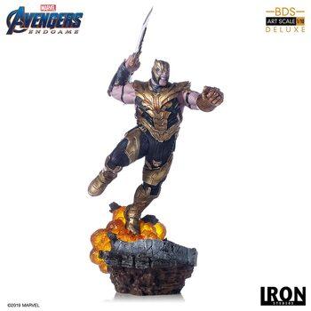 Statuetta Avengers: Endgame - Thanos (Deluxe)