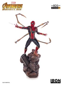 Statuetta Avengers: Infinity War - Iron Spider-man