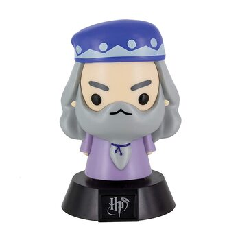 Statuetta che si Illuminano Harry Potter - Dumbledore