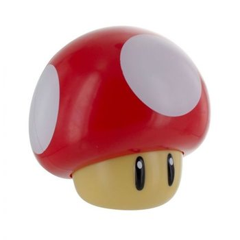 Lampada Super Mario - Mushrooms