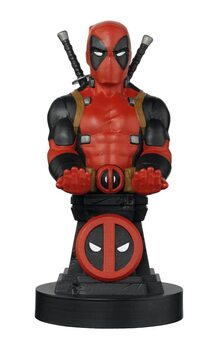 Statuetta Marvel - Deadpool (Cable Guy)