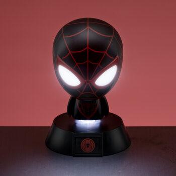 Statuetta che si Illuminano Marvel - Miles Morales (Spiderman)