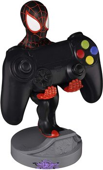 Statuetta Marvel - Spiderman Miles Morales (Cable Guy)