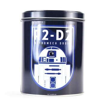 Scatola in Metallo Star Wars - R2D2 Icon