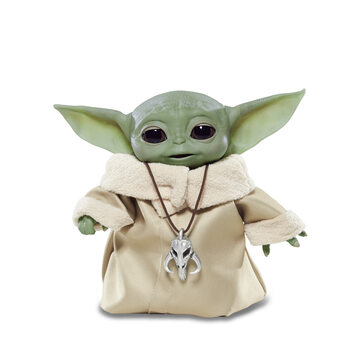 Statuetta Star Wars: The Mandalorian - The Child (Baby Yoda)