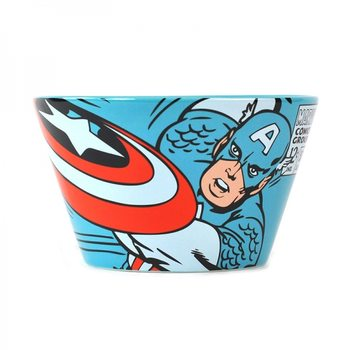 Tazza Marvel - Captain America
