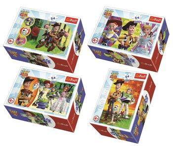 Puzzle Toy Story 4 4v1