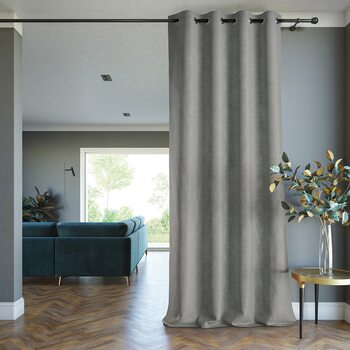 Gordijn Amelia Home - Blackout Lamari Grey 1 pc