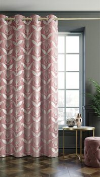 Cortina Amelia Home - Floris Rose 1 PC