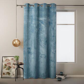 Vorhang Amelia Home - Velvet Blue 1 Stück