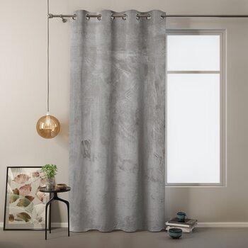 Gardin Amelia Home - Velvet Silver 1 stk