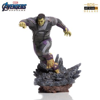Figuur Avengers: Endgame - Hulk (Deluxe)