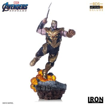 Figuur Avengers: Endgame - Thanos (Deluxe)