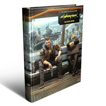 Cyberpunk 2077 - The Complete Official Guide - Collector's Edition