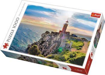 Puzzle Greece - The Melagavi Lighthouse
