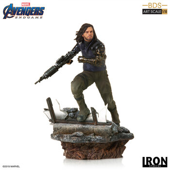 Figur Avengers: Endgame - Winter Soldier (Bucky)