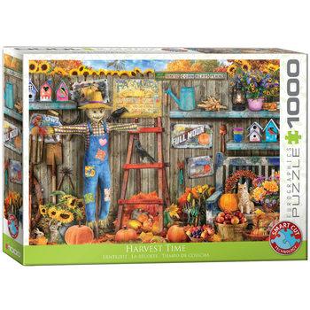 Puzzle Harvest Time
