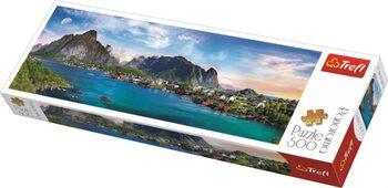 Puzzle Lofoten Archipelago, Norway