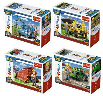Puzzle Paw Patrol 4in1