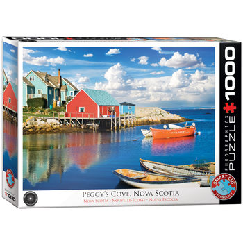 Puzzle Peggy's Cove Nova Scotia