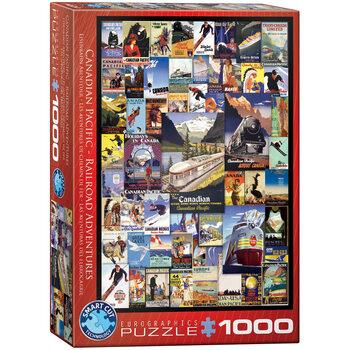 Puzzle Railroad Adventures