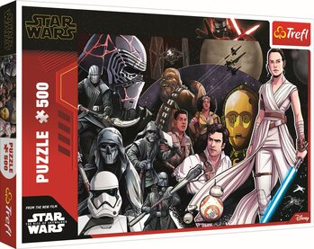 Puzzle Star Wars - Long Live the Resistence!