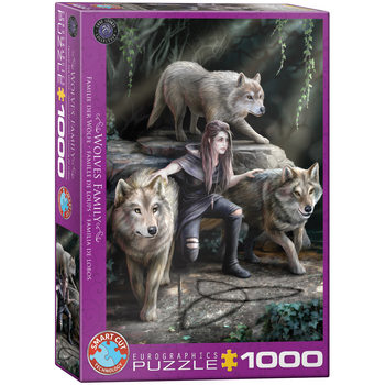 Puzzle The Power of Three by A.Stokes