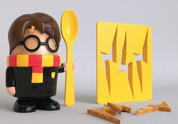 Harry Potter - Breakfast Set