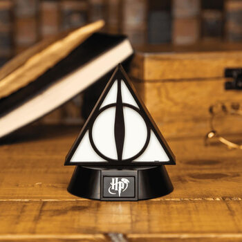 Lysende figur Harry Potter - Deathly Hallows